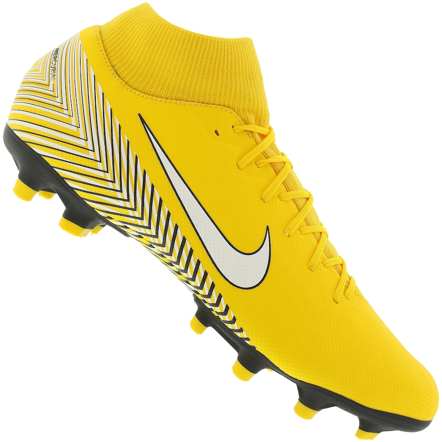 Chuteira de Campo Nike Mercurial Superfly 6 Academy Neymar Jr. FG MG -  Adulto bd483fe6b6421