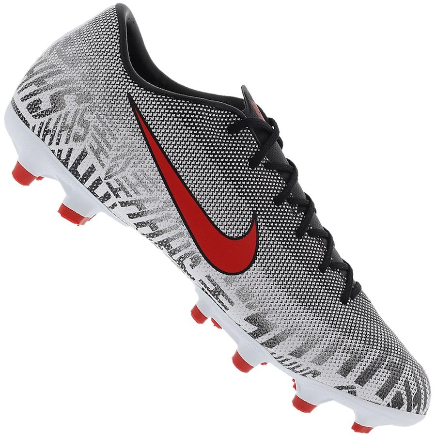 f8ed01e783 Chuteira de Campo Nike Mercurial Vapor 12 Academy Neymar Jr. FG MG - Adulto