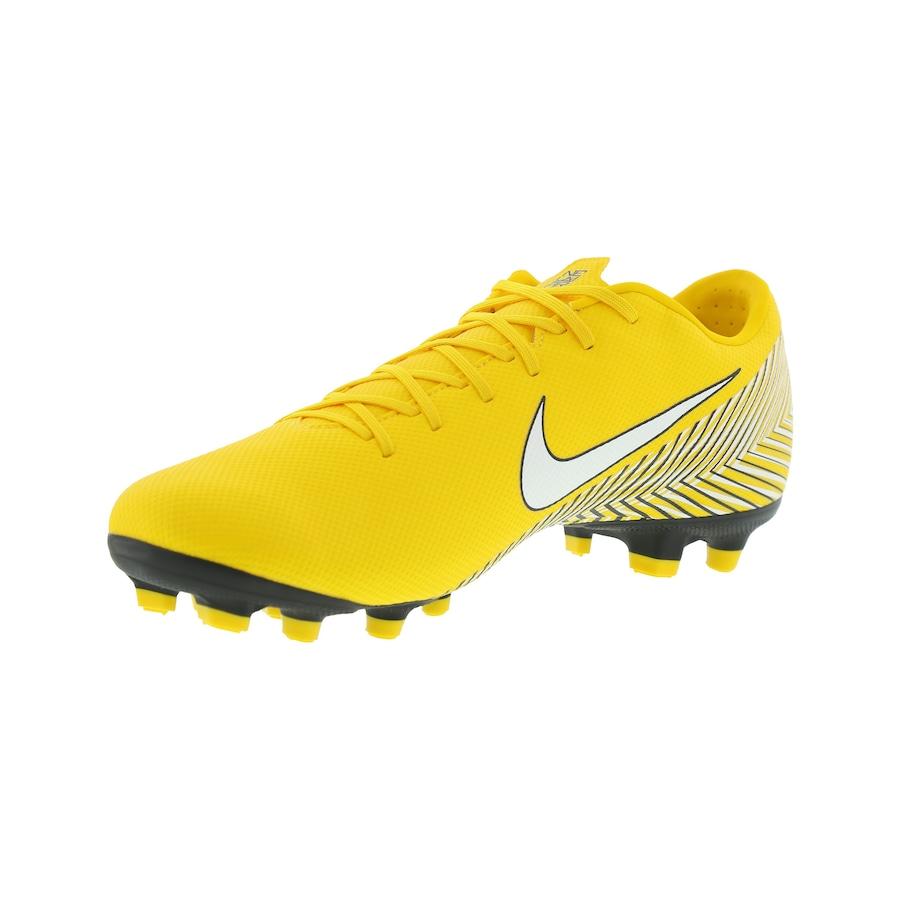 Chuteira de Campo Nike Mercurial Vapor 12 Academy Neymar Jr. FG MG - Adulto fa6ae696b6f59