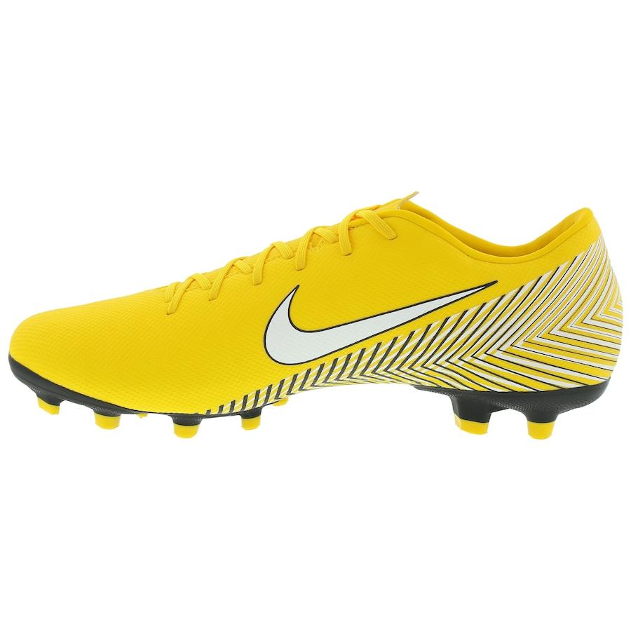 Chuteira de Campo Nike Mercurial Vapor 12 Academy Neymar Jr. FG MG - Adulto 5ecf5c3306036