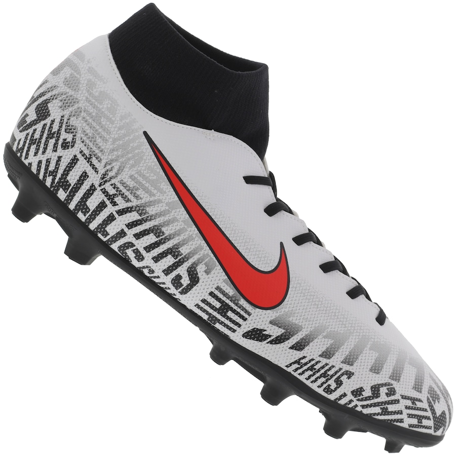 big sale 46a62 7480a Chuteira de Campo Nike Mercurial Superfly 6 Club Neymar Jr. FG MG - Adulto