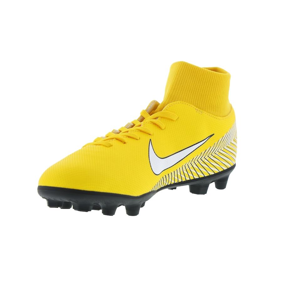 ... uk store fa430 bce74 Chuteira de Campo Nike Mercurial Superfly 6 Club  Neymar Jr. FGMG ... 024107081f608