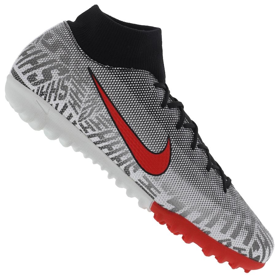 e0d130f7d Chuteira Society Nike Mercurial Superfly X 6 Academy Neymar Jr. TF - Adulto