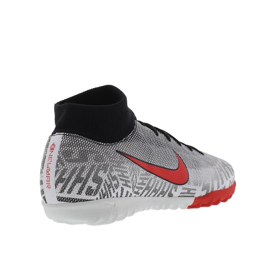 b1e532358925d ... Chuteira Society Nike Mercurial Superfly X 6 Academy Neymar Jr. TF -  Adulto ...
