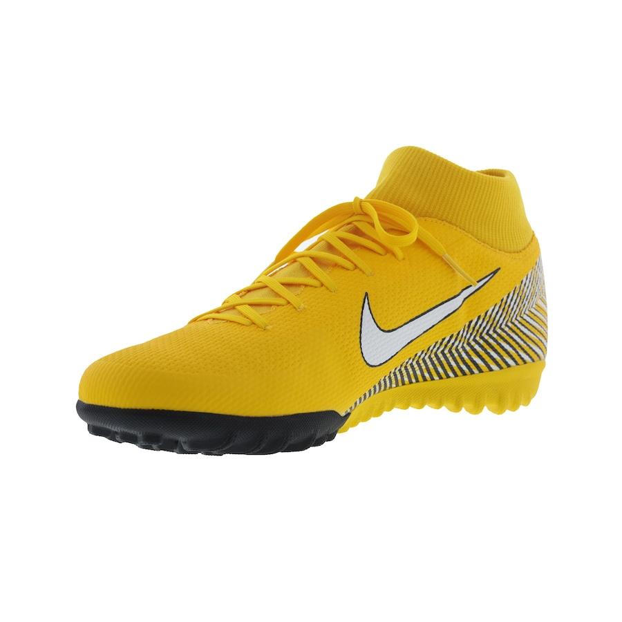 Chuteira Society Nike Mercurial Superfly X 6 Academy Neymar Jr. TF - Adulto 18094cd947