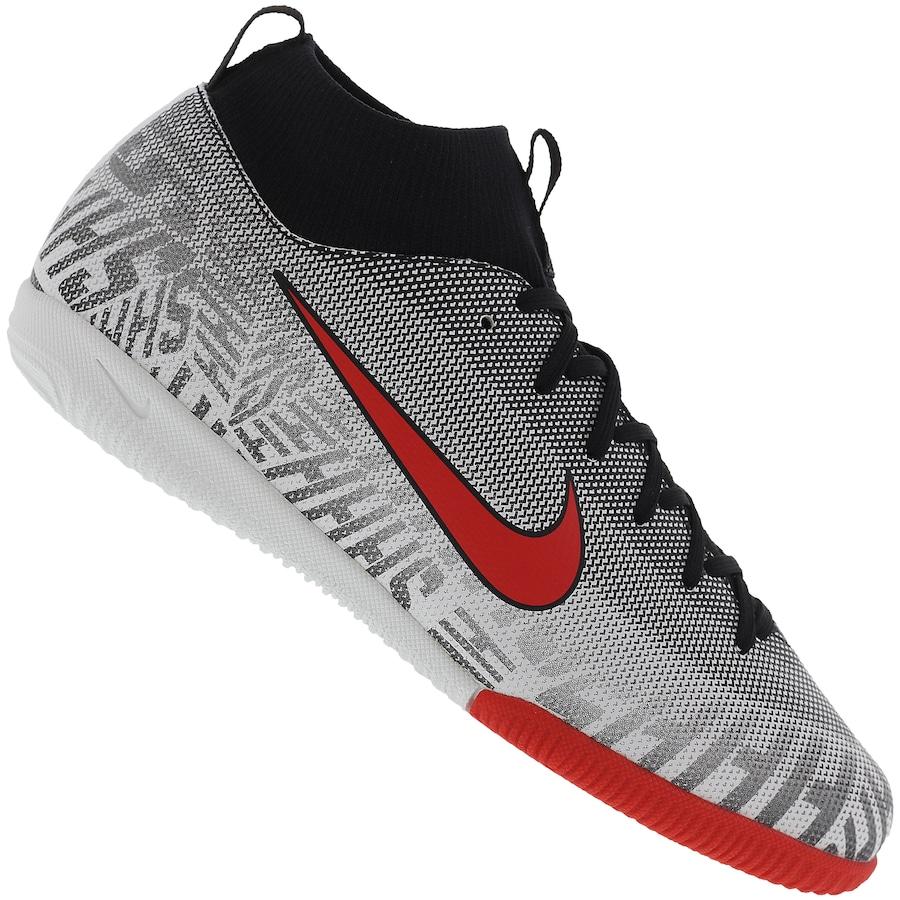 842701af6c Chuteira Futsal Nike Mercurial Superfly 6 Academy Neymar Jr. IC - Infantil