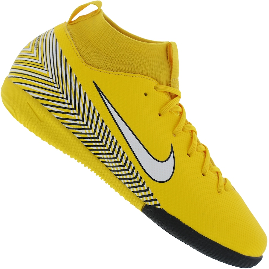 Chuteira Futsal Nike Mercurial Superfly 6 Academy Neymar Jr. IC - Infantil 2aa416e686d92