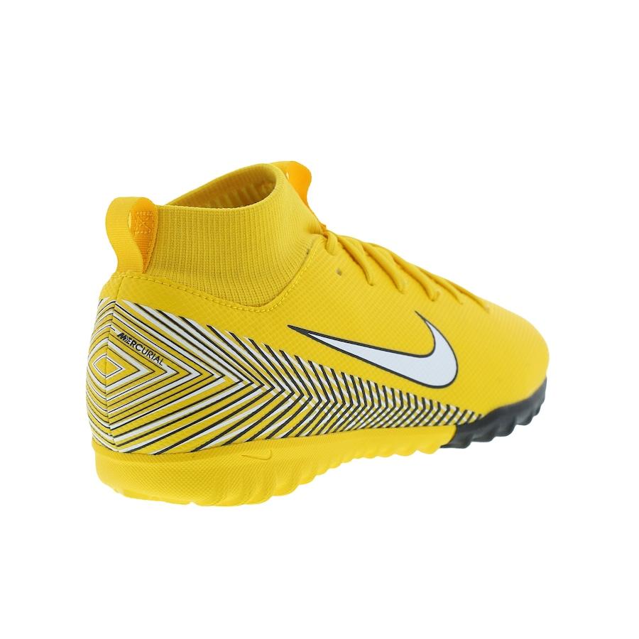 ... Chuteira Society Nike Mercurial Superfly 6 Academy Neymar Jr. TF -  Infantil 22f6d08c05388e ... d26a1e848e148