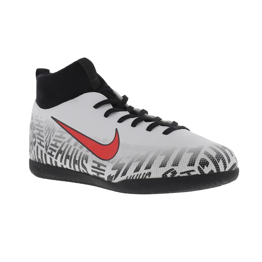 846da667e60c0 Chuteira Futsal Nike Mercurial Superfly X 6 Club Neymar Jr. IC - Infantil