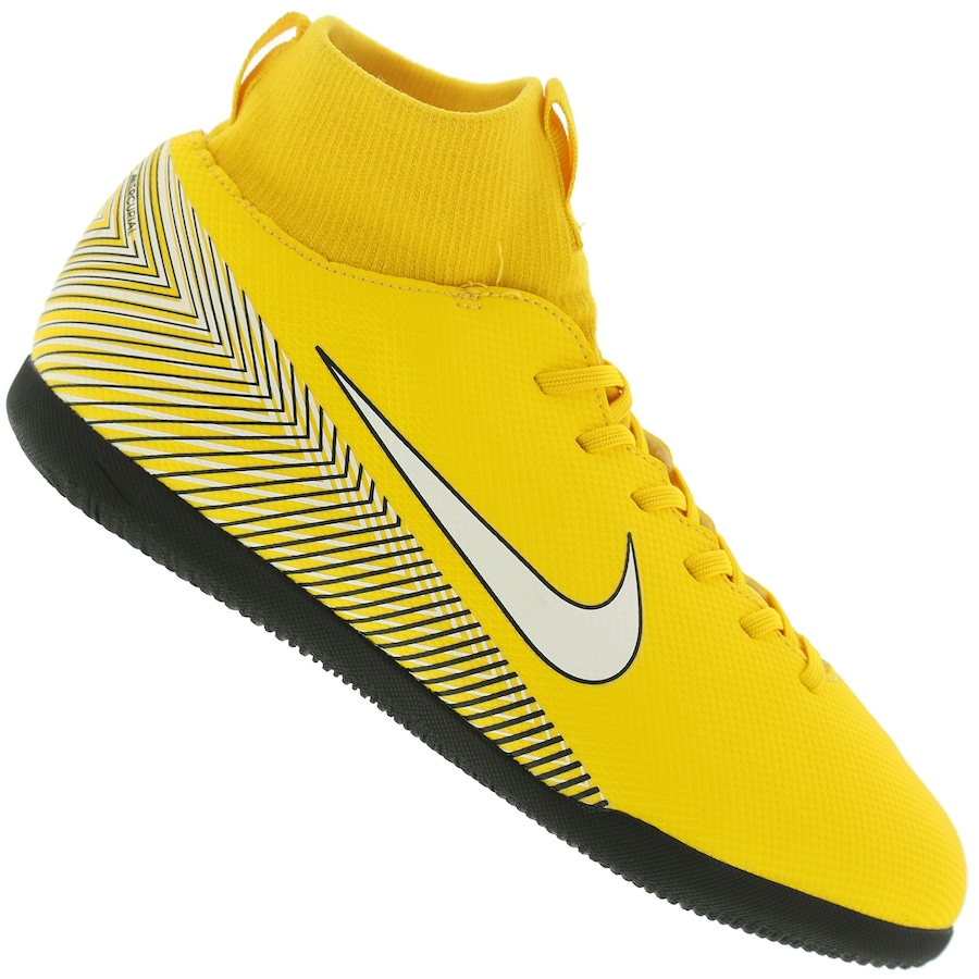 bd3db50cd3 Chuteira Futsal Nike Mercurial Superfly X 6 Club Neymar Jr. IC - Infantil