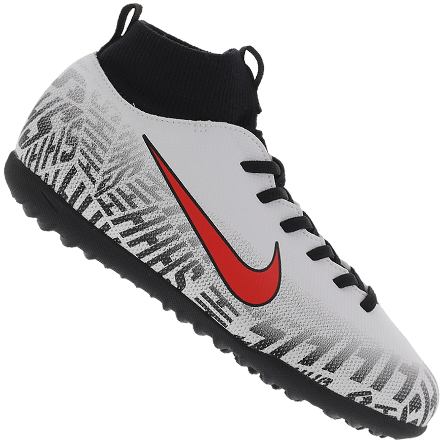 9d97d76d8a173 Chuteira Society Nike Mercurial Superfly X 6 Club Neymar Jr. TF - Infantil