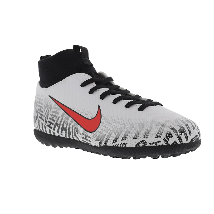 25a7f89860 Chuteira Society Nike Mercurial Superfly X 6 Club Neymar Jr. TF - Infantil
