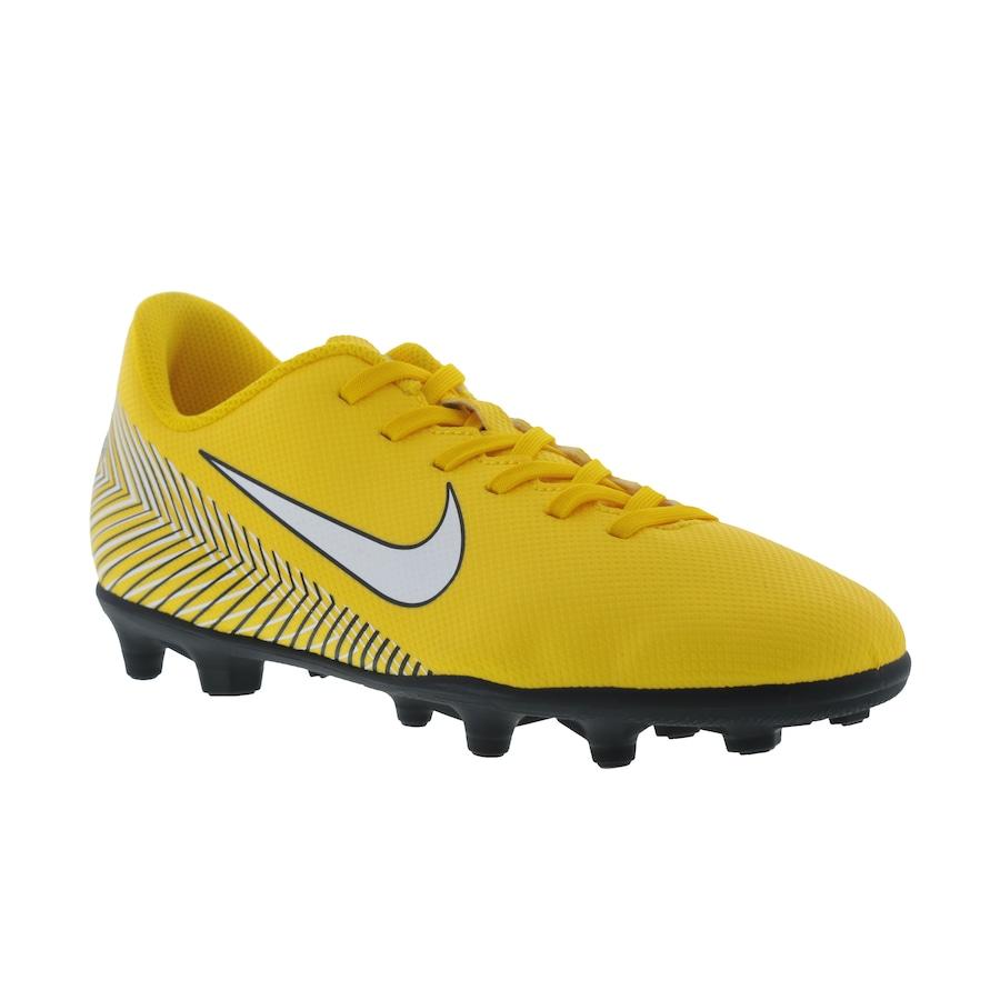 Chuteira de Campo Nike Mercurial Vapor 12 Club Neymar Jr. FG MG - Infantil 078ac0fccc9
