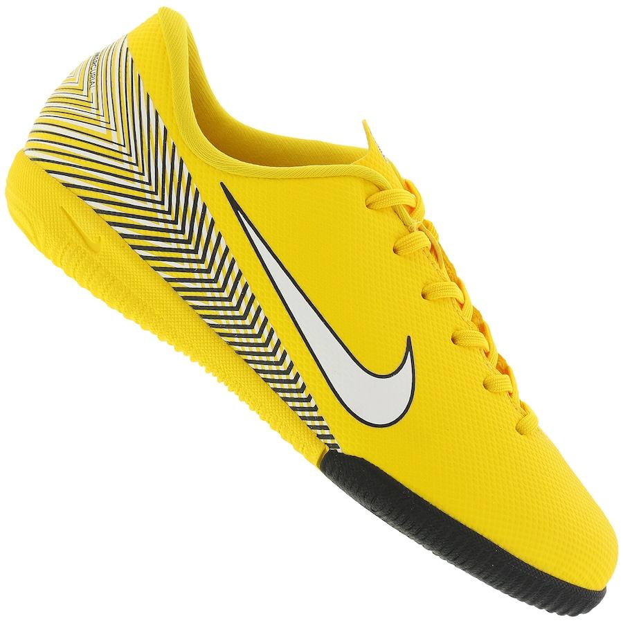 d4a5adbb10 Chuteira Futsal Nike Mercurial Vapor X 12 Academy Neymar Jr. IC - Infantil