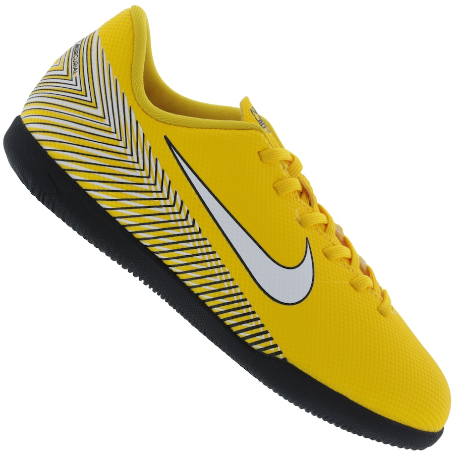 2565a051a1370 Chuteira Futsal Nike Mercurial Vapor X 12 Club Neymar Jr. IC - Infantil