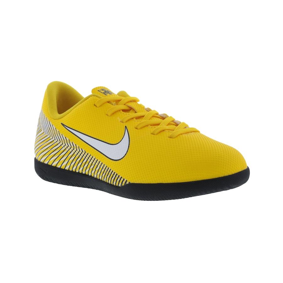 54594a8ca Chuteira Futsal Nike Mercurial Vapor X 12 Club Neymar Jr. IC - Infantil