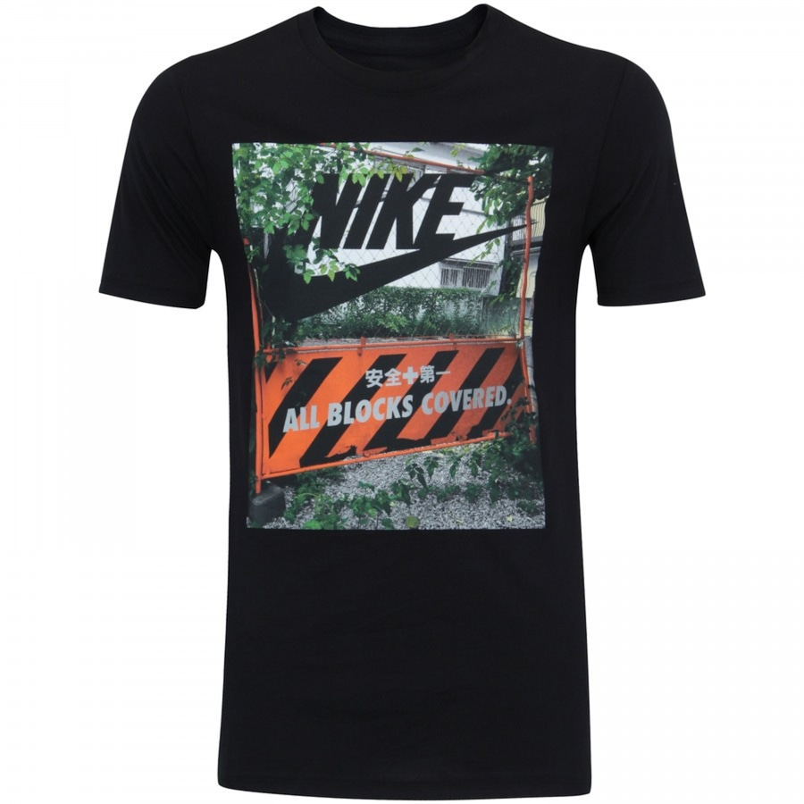 8a4721813efe9 Camiseta Nike Sportswear Table HBR 24 - Masculina