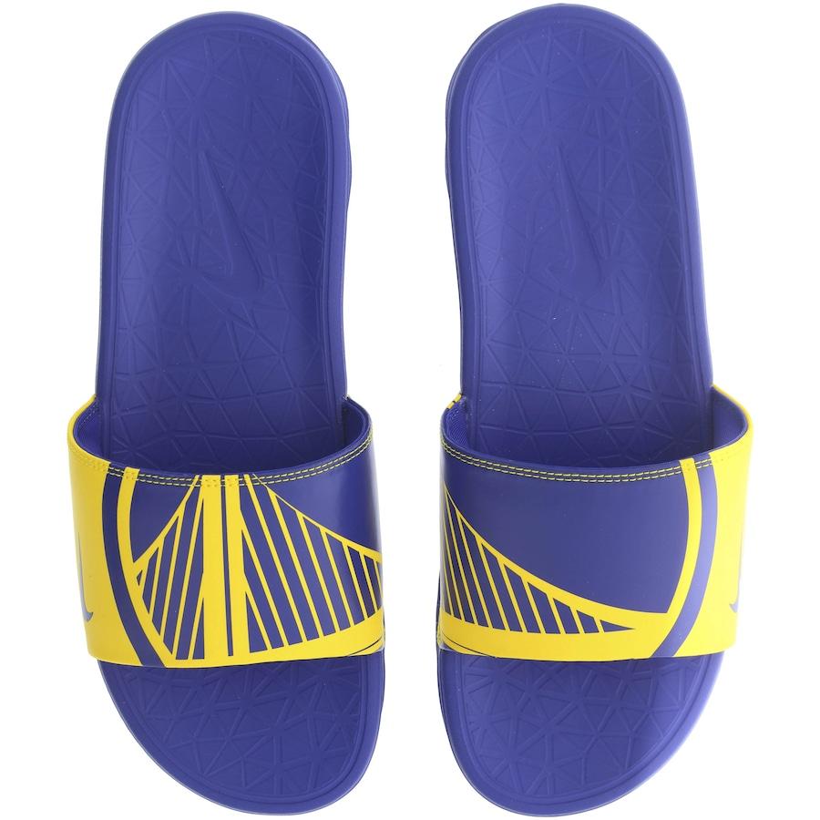 8fc6fa1ece Chinelo Nike NBA Benassi Solarsoft - Slide - Masculino
