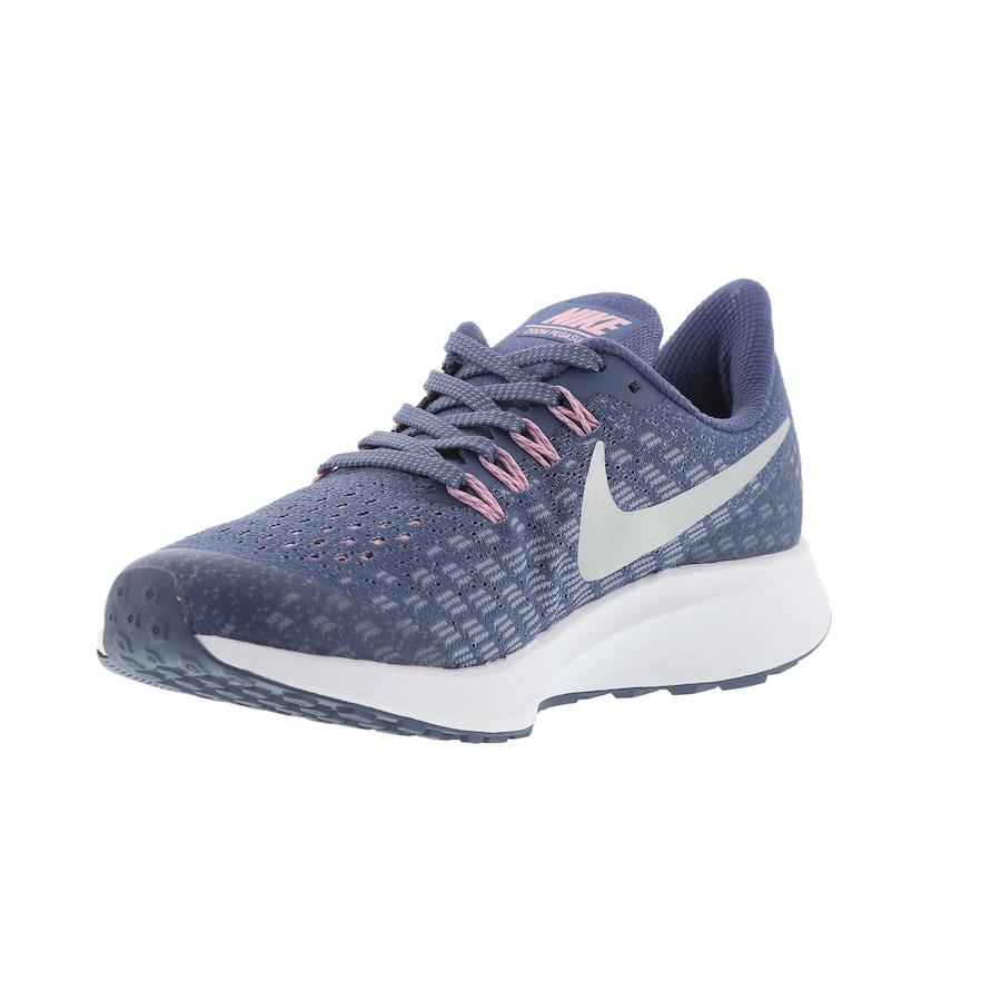 f053f6713cf Tênis Nike Air Zoom Pegasus 35 Feminino - Infantil