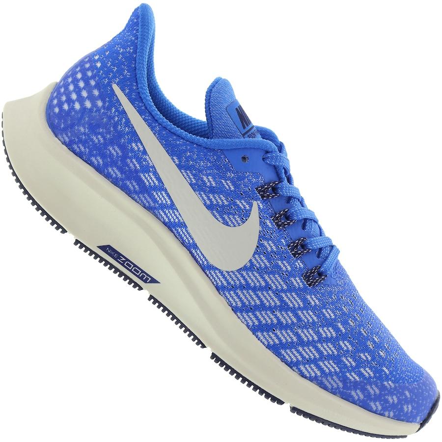 0f334489b5922 Tênis Nike Air Zoom Pegasus 35 - Infantil