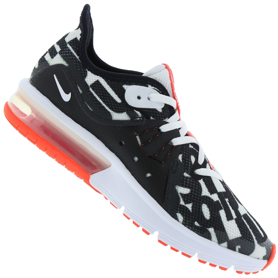 0bb0cffdd0b Tênis Nike Air Max Sequent 3 JDI - Infantil