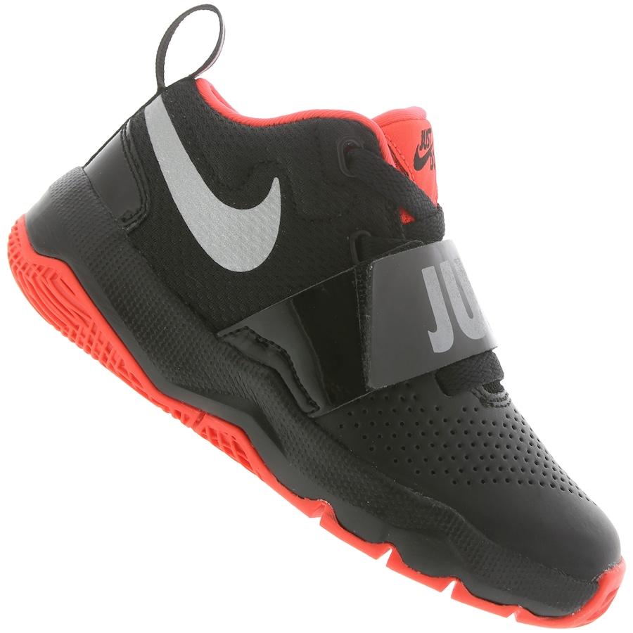 0861af3102a Tênis Nike Team Hustle D 8 JDI PS - Infantil