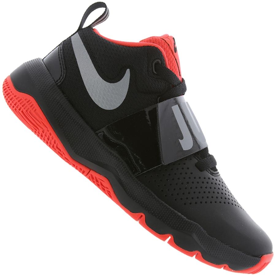 dabf522c Tênis Nike Team Hustle D 8 JDI - Infantil