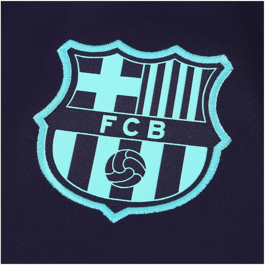 748a3d859fa05 Camisa de Treino Barcelona 18 19 Nike - Masculina
