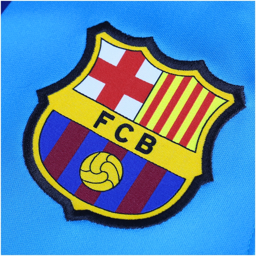 Camisa Barcelona Dry Squad Nike - Masculina 4225c0a843590