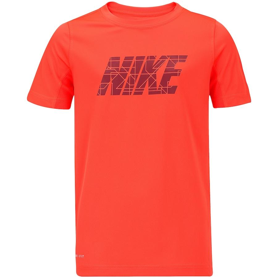 19b568dfab Camiseta Nike Dry Top GFX Legacy - Infantil
