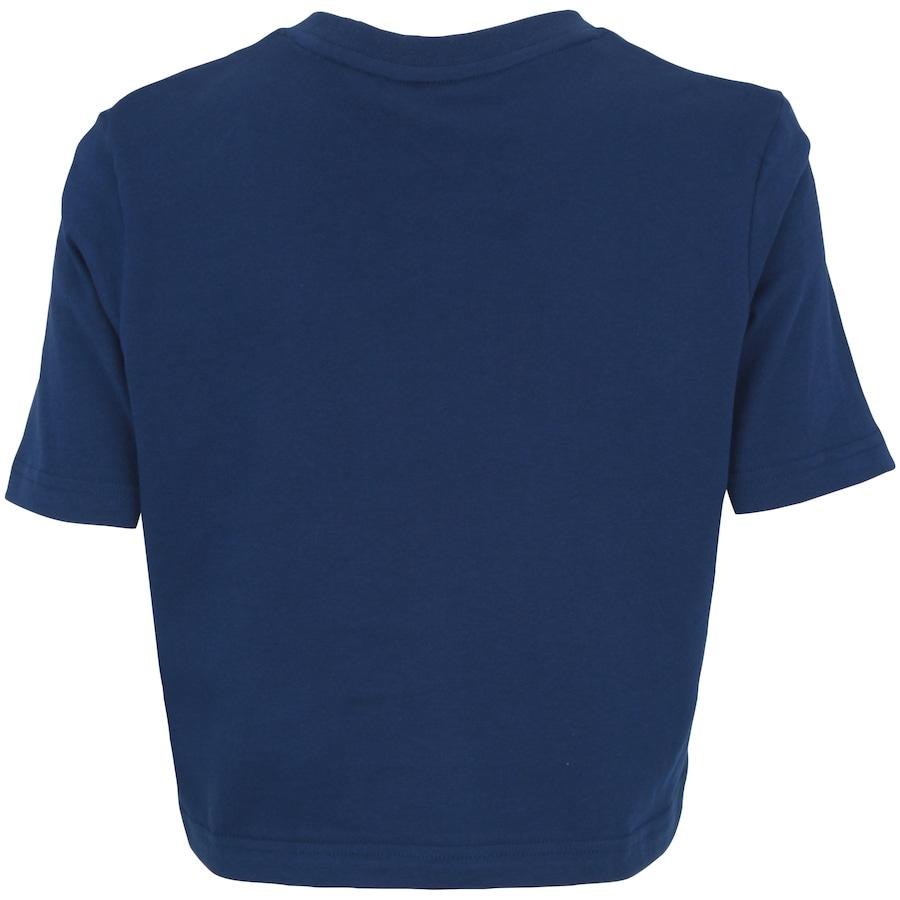 0ef4e6e93388c Blusa Cropped Nike Sportswear Top SS HBR - Feminina