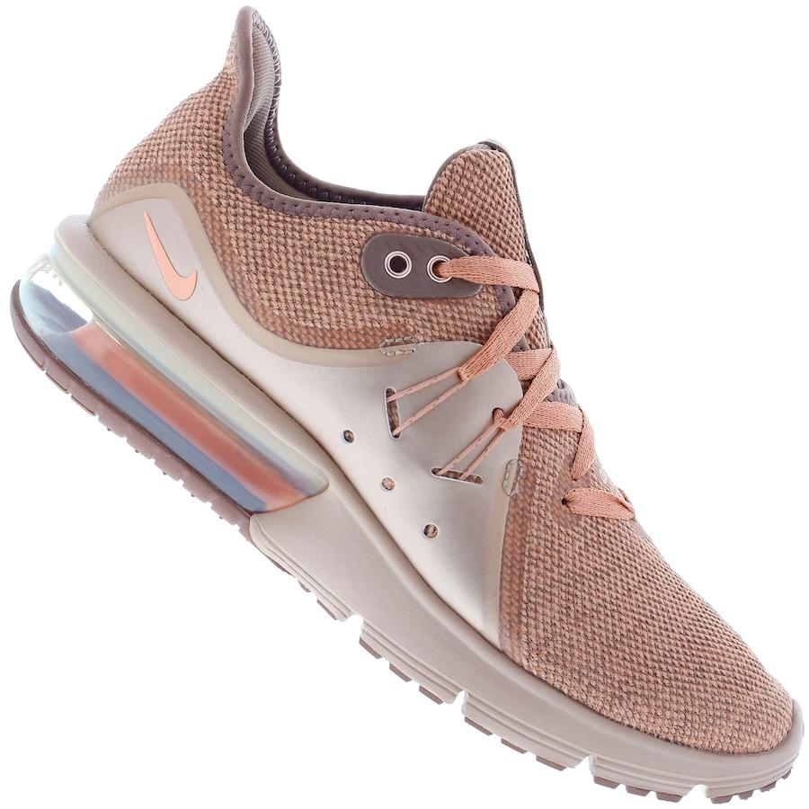 Tênis Nike Air Max Sequent 3 PRM AS - Feminino 5cdf2651e076a