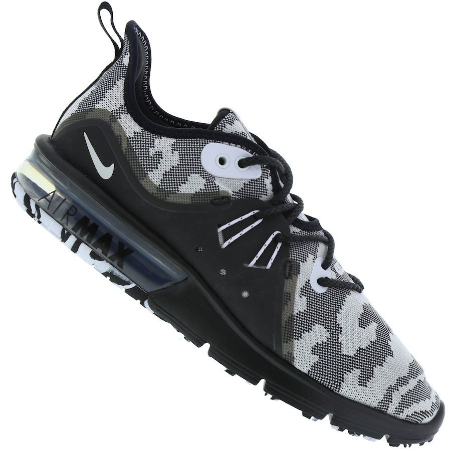 Tênis Nike Air Max Sequent 3 PRM CMO - Masculino 8aaa1bc0fba