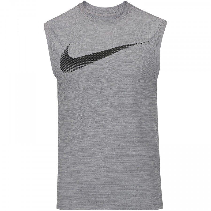 Camiseta Regata Nike Breathe Tank Muscle - Masculina 2e893393afd