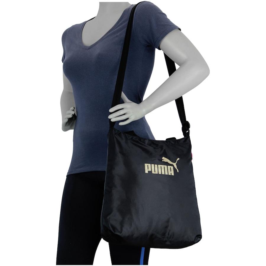 403735380 Bolsa Puma Core Shopper Seasonal - Feminina