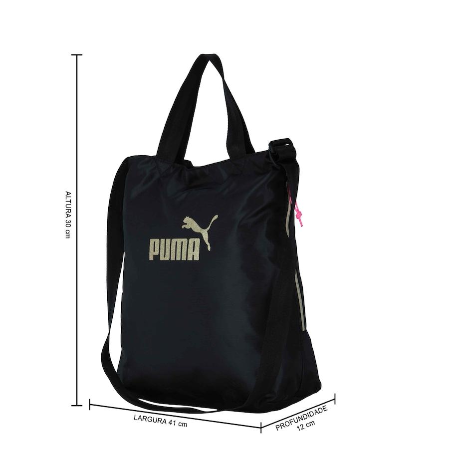 Bolsa Puma Core Shopper Seasonal - Feminina d0bc3b07c32