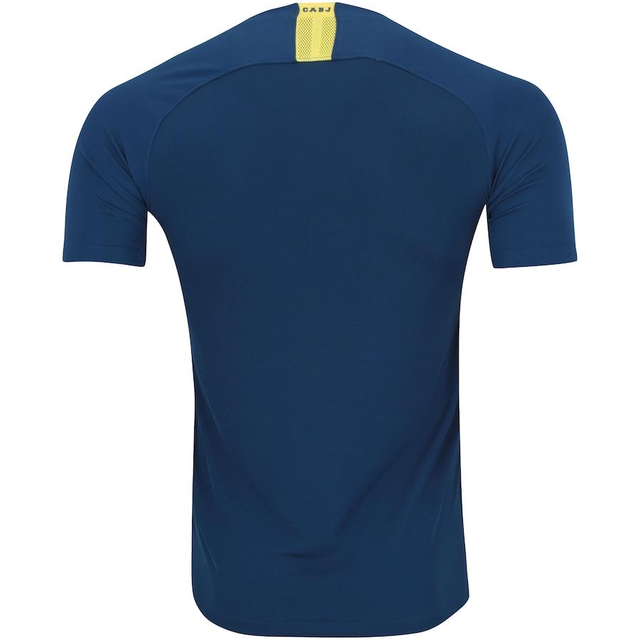 c43fe133918c2 Camisa Boca Juniors I 18 19 Nike - Masculina - Camisa Boca Juniors I ...
