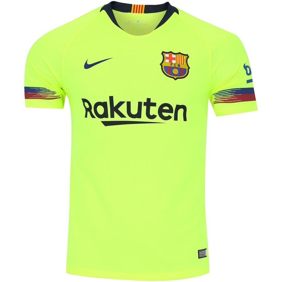 Camisa Barcelona II 2018 Nike - Masculina f1be4d90b57