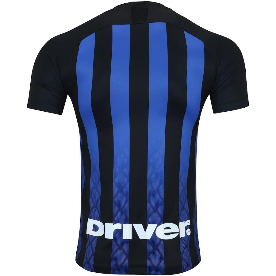 1cbd387e11 Camisa Inter de Milão I 18 19 Nike - Masculina