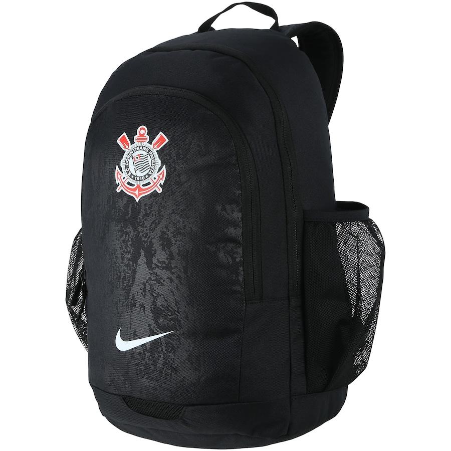 989662f92cc77 Mochila do Corinthians Stadium Nike - 24 Litros