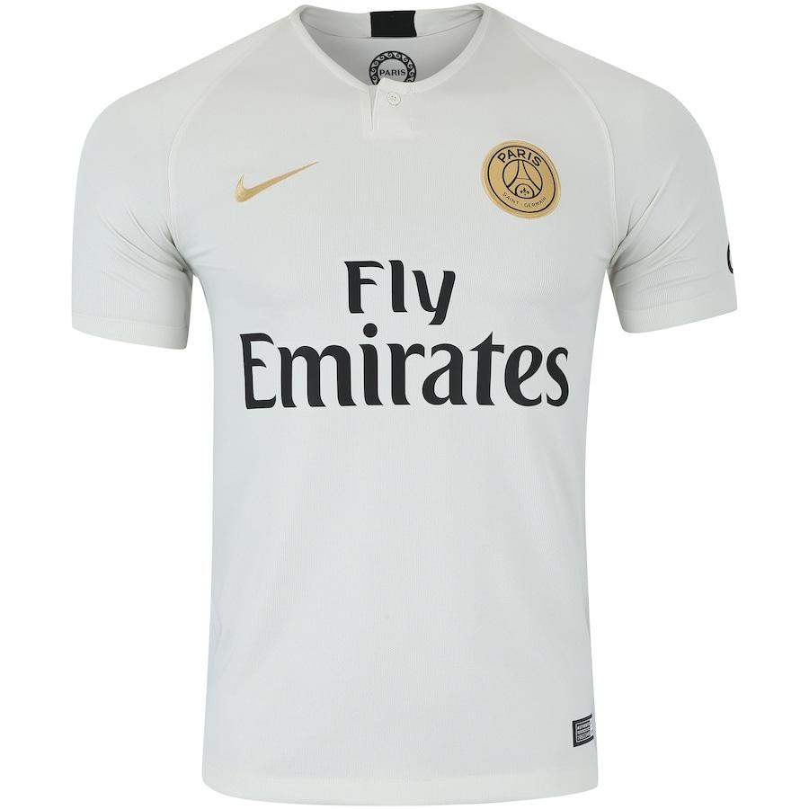 f3049403e15b8 Camisa PSG II 18 19 Nike - Masculina