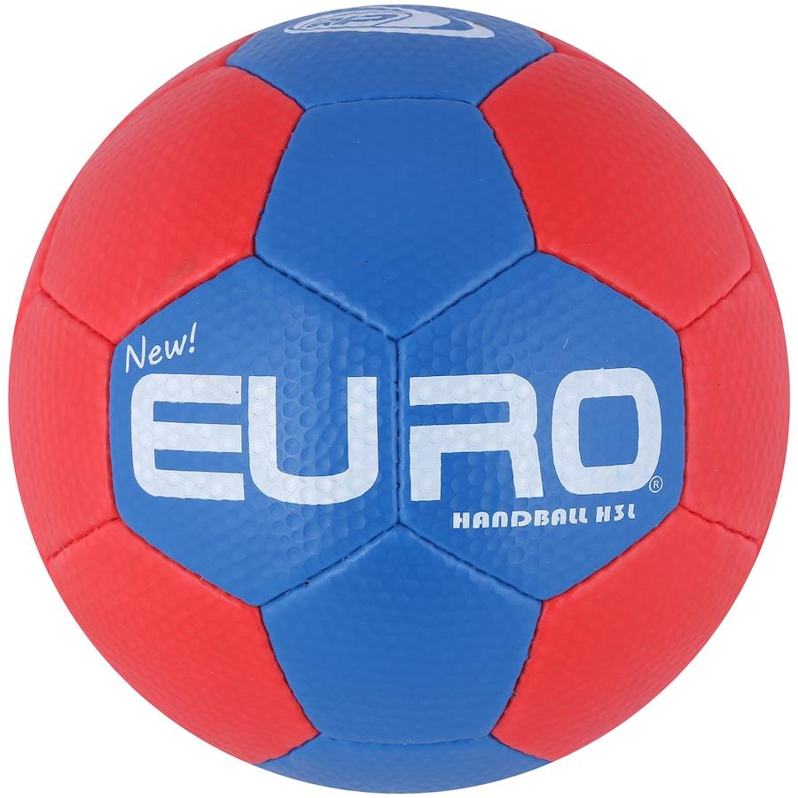 02a552d3897a8 Bola de Handebol Euro New H3L Mundi