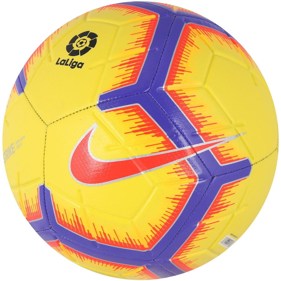 02d7cd931f Bola de Futebol de Campo Nike Strike La Liga