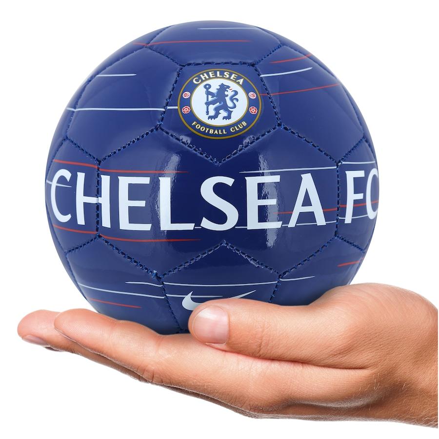 Minibola de Futebol de Campo Chelsea 18 19 Nike c639a93b2b30c