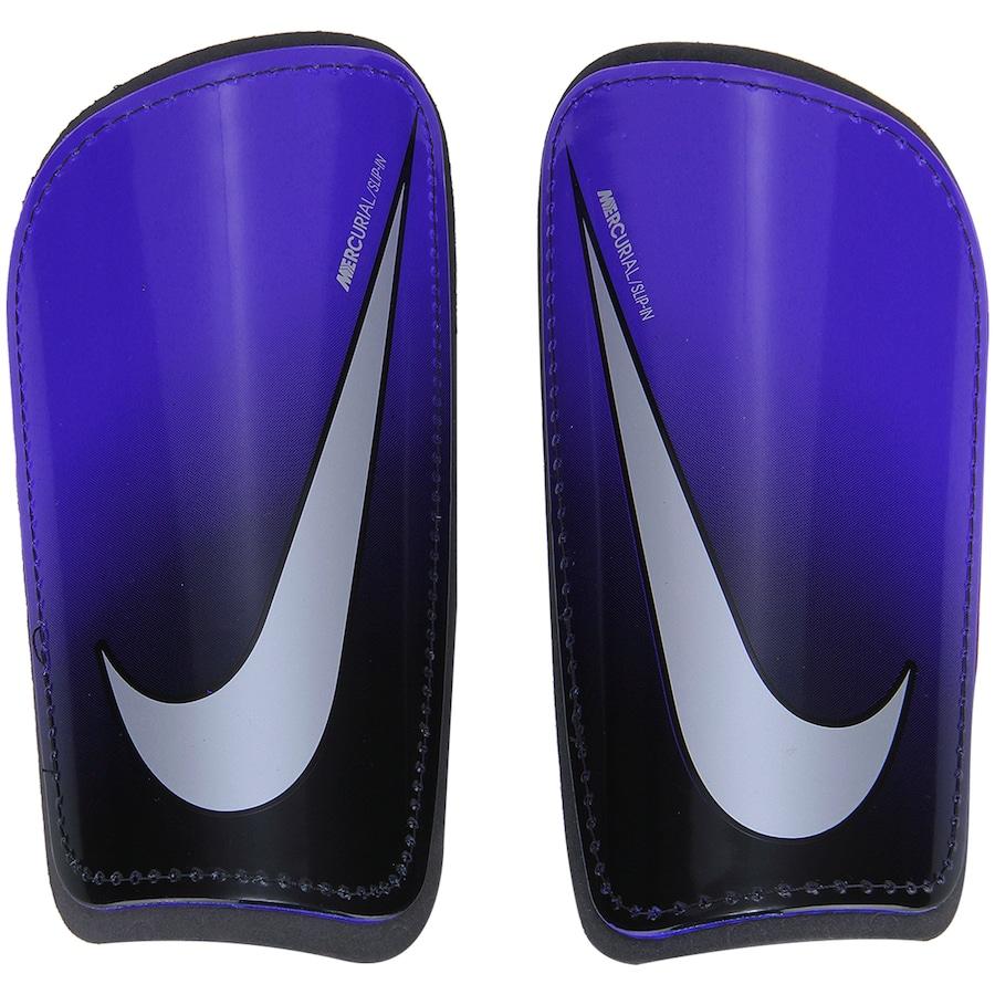 c7b0f0fc6a Caneleira de Futebol Nike Mercurial Hard Shell - Adulto