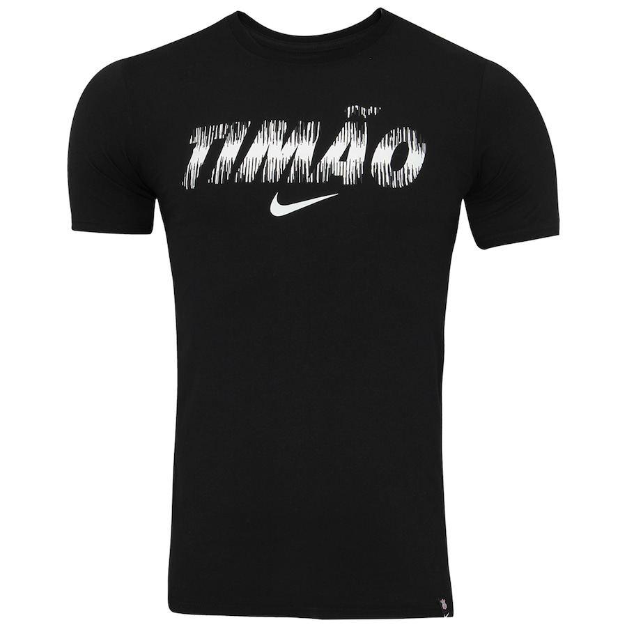Camiseta do Corinthians Dry 2018 Nike - Masculina 2e6255524268b