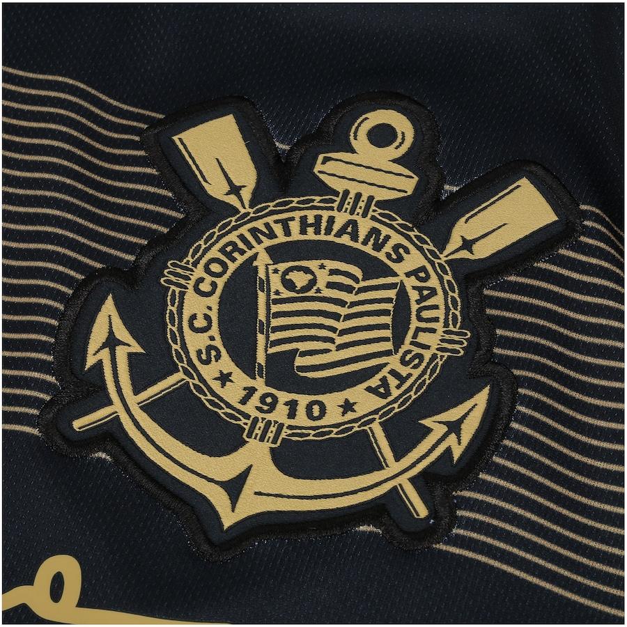 Camisa do Corinthians III 2018 Nike - Masculina 3a29fda05a1