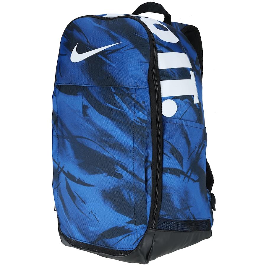 Mochila Nike Brasilia XL AOP - 33 Litros 0176357eb9782