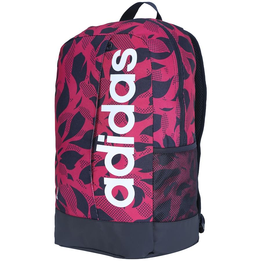 Mochila adidas Linear Backpack Graphic - Feminina 802e48593403a