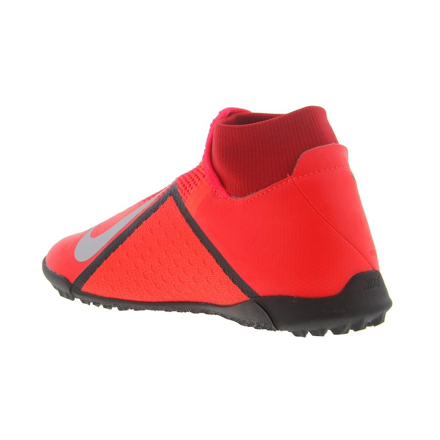 0547535cab62d Chuteira Society Nike Phantom VIVSN Academy DF TF - Adulto
